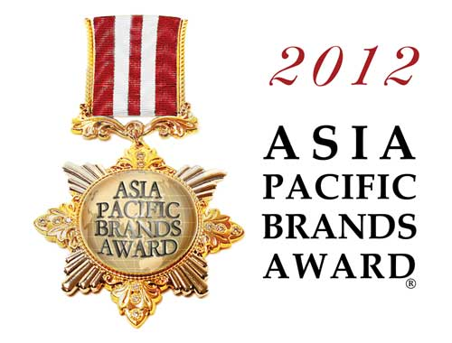 asia pacific brands award 2012